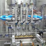 High Efficiency Automatic Tomato Paste Filling Machine