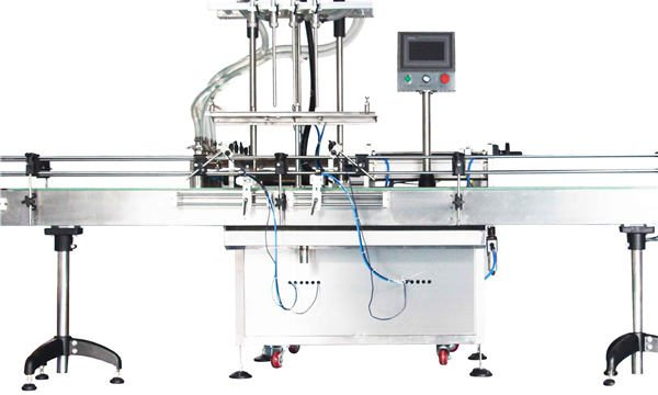 Automatic 8, 10, 12 Heads Lotion Piston Filling Machine/ Filler