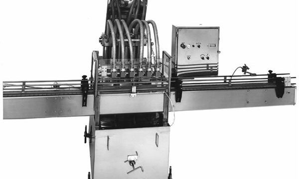 PLC Kontrollü Piston Bitkisel Yağ Dolum Makinesi