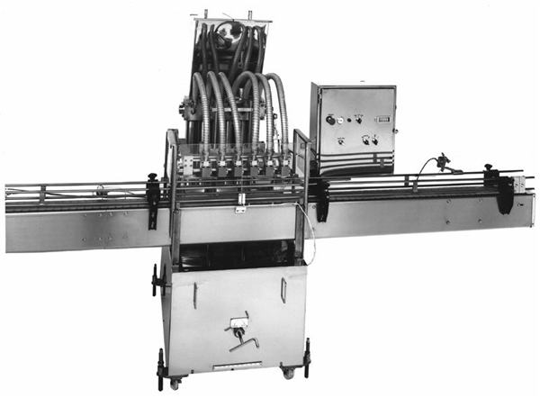 piston filling machine for daily chemical