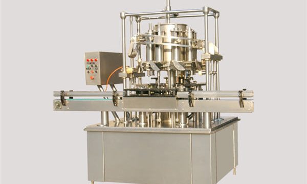20-150ml Automatic Piston Essential Filling Machine