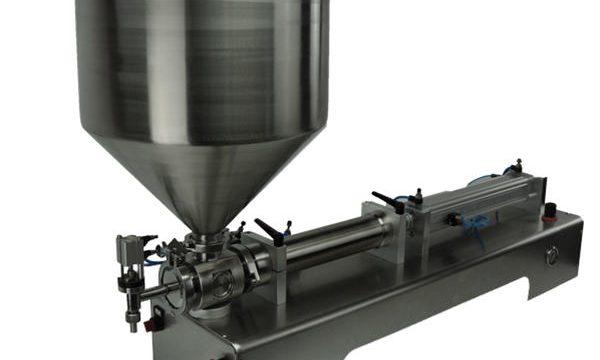 Şampuan İçin Ucuz Fiyat Çift Kafa Piston Dolum Makinesi