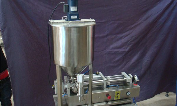2 Heads Semi Automatic Liquid Filling Machine