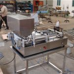 Cheapest Pneumatic Semi-Automatic Jam Filling Machine