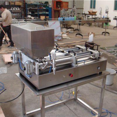 Machine de remplissage de sauce semi automatique en gros