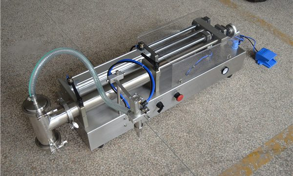 Semi Automatic Shampoo Filling Machine Manufacturer